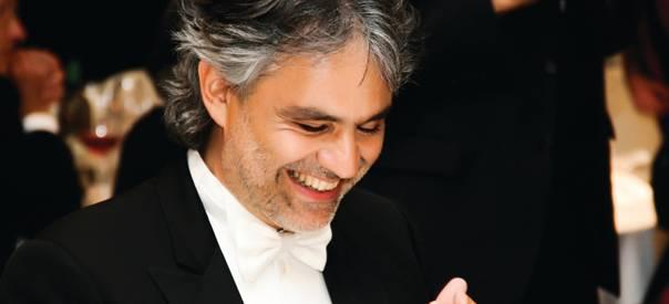 Notti Magiche alla Reggia, apre Andrea Bocelli