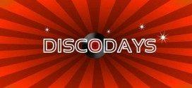 DiscoDays XIV Edizione Fiera del Disco e della Musica (dedicata a Pino Daniele)