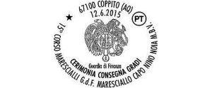 Annullo-Filatelico-15°-Corso-Marescialli-GdF-2015