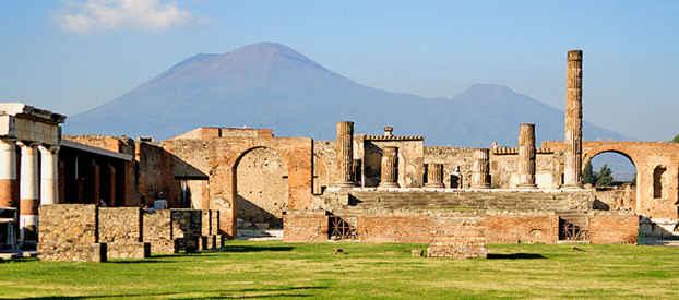 Domenica ingresso gratuito ai siti archeologici vesuviani