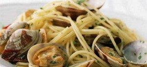 Spaghetto-Vongole