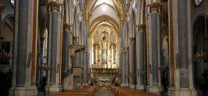 San-Domenico-Maggiore-Napoli-Altare